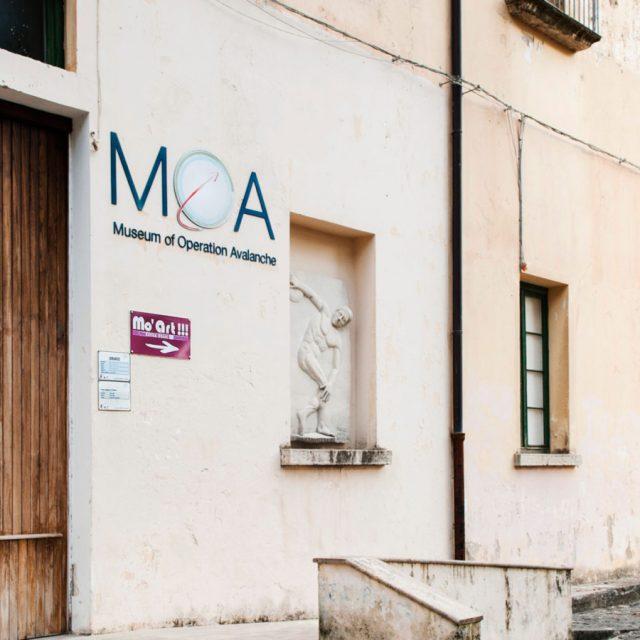 Ingresso Museo Moa